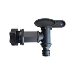 Robinet supplémentaire pour réserve d'eau de pluie