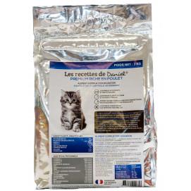 Croquette Premium pour chaton 3 kg