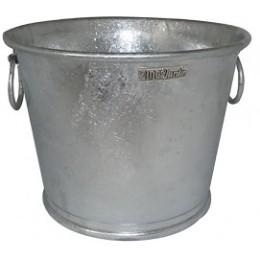 Pot en zinc rond 59 Litres