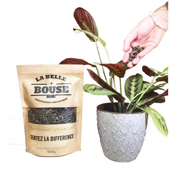 Fertilisant organique La Belle bouse