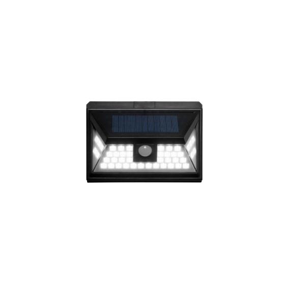 Spot exterieur solaire mural avec détecteur de mouvement 15 cm ou 30 cm
