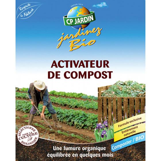 Activateur de compost naturel 3 kg