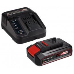 Kit chargeur et batterie Einhell 18v 2,5 Ah
