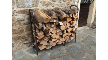 Stocker votre bois de chauffage et le transporter sans effort